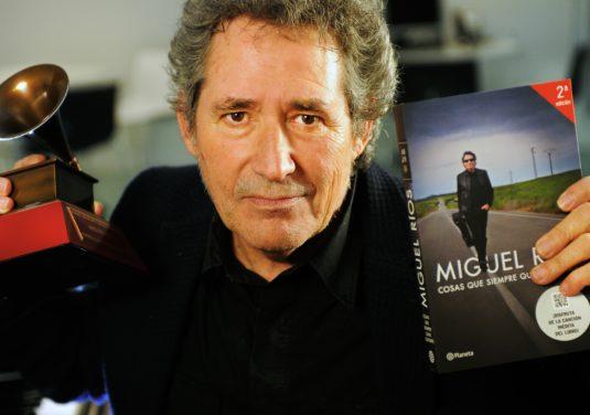 Miguel Rios Foto/Domingo J. Casas