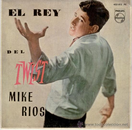Mike Ríos El rey de twist