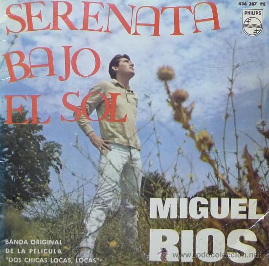 Miguel Ríos: serenata bajo el sol