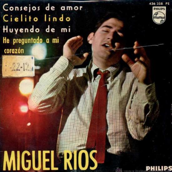 Miguel Rios EP 1965
