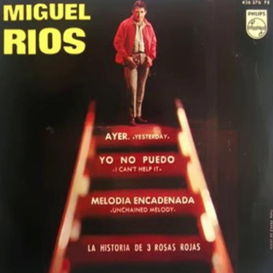 Miguel Rios 1966